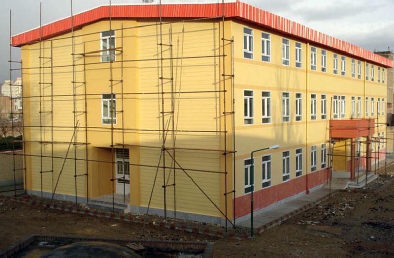 پروژه مدارس آذربایجان شرقی